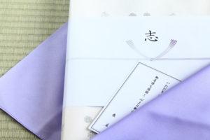 【施主・参列者】一周忌の「熨斗(のし)」書き方・注意点|全宗派対応版